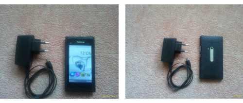 Продам смартфон nokia n 9