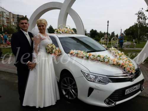 Авто на свадьбу в клинцах, сураже, новозыбкове и др