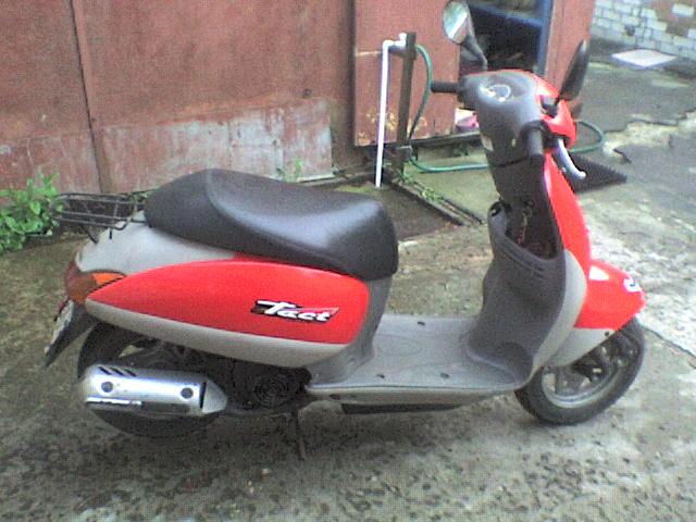Продается японский скутер хонда