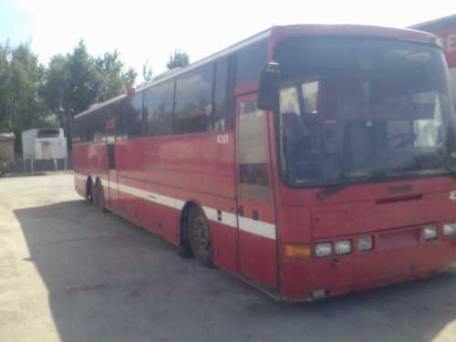Автобус volvo b10m межгород