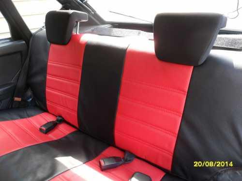 Европодголовники на задние сидения лады 2109 (или другие авто)