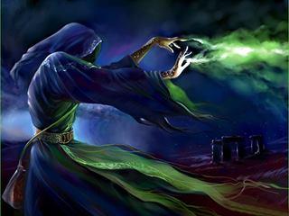 Помощь ведьмы. черная и белая магия