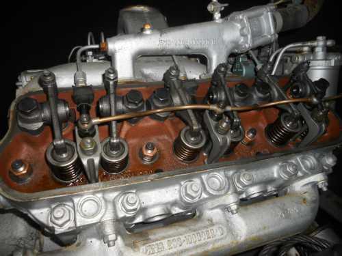 Двигатель ямз-236 с хранения в эксплуатации не был