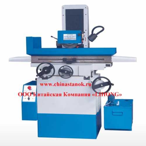 Ручной (гидравлический) плоскошлифовальный станок gm-250