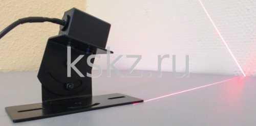 Лазерная линейка