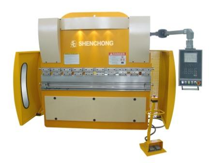 We67k-63t2500 синхронная гидравлическая гибочная машина из китая