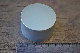 Неодимовый магнит-цилиндр 40.20.65кг