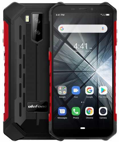 Продам водонепроницаемый смартфон б/у ulefone armor x3 ip68