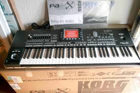 Korg pa3x 61 синтезатор  $1000 usd