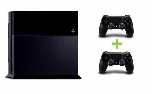 Sony ps4 500gb с 2 контроллера  $200 usd