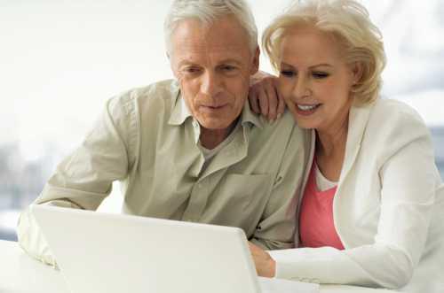 На дому для пенсионеров