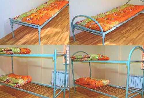 Кровати металлические эконом. доставка бесплатная по всей области.