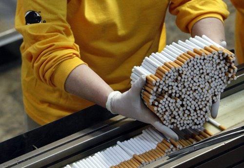 Упаковщик табачных изделий