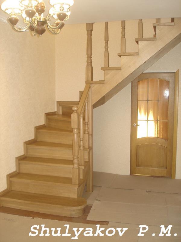 Лестницы из дерева в Клинцах