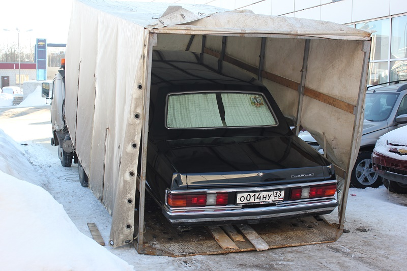 Крытый эвакуатор в Клинцах доставка авто по городу и России