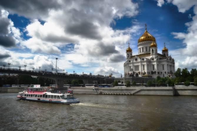 Храм Христа Спасителя.Москва
