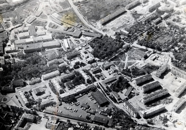 В фотоальбоме город с высоты птичьего полета 27 открыток третья часть 73