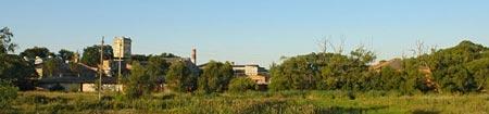 Город Клинцы и его окрестности