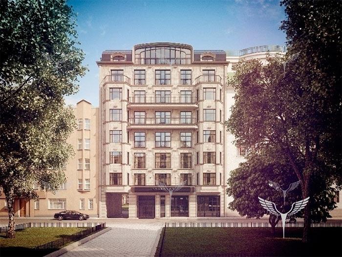 Купить пентхаус в центре Москвы