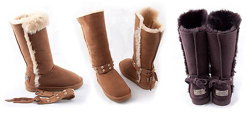оригинальные угги shepherds life - стильная и модная зимняя женская обувь