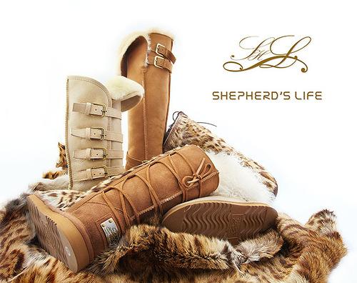 модная женская обувь shepherds life