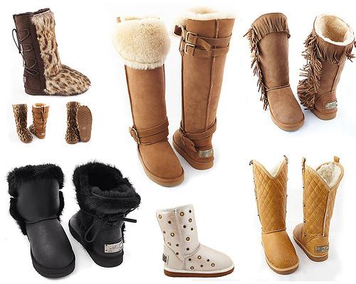 оригинальные угги shepherds life - модная зимняя женская обувь