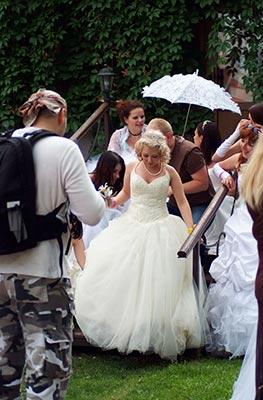 Фотография невесты