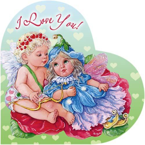 Красивые открытки и поздравления с днем святого Валентина