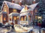Cочельник, Рождество, Святки, Святочные гадания