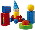 Шумные игрушки опасны для детских ушей