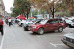 «Парковочные» проблемы