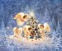 Красивые открытки и поздравления с Рождеством