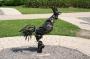Парк кованых фигур – необычная достопримечательность Донецка