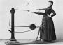 Первые спортивные тренажёры
