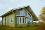 Финские деревянные дома проектируются и возводятся в очень короткое время
