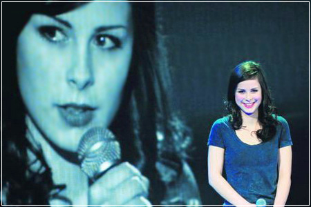 Лена Майер-Ландрут | Lena Meyer-Landrut — Satellite | Евровидение 2010 — участник от Германии
