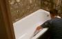 Что представляет собой ремонт акриловых ванн