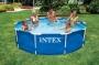 Как выбрать каркасный бассейн?