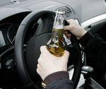 Водителям запретили пить за рулем