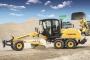 Применение грейдеров в производстве строительных работ