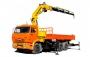 Кран-манипулятор – лучший помощник на строительной площадке