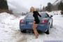 Водителям нужно перестроиться на зимний стиль вождения