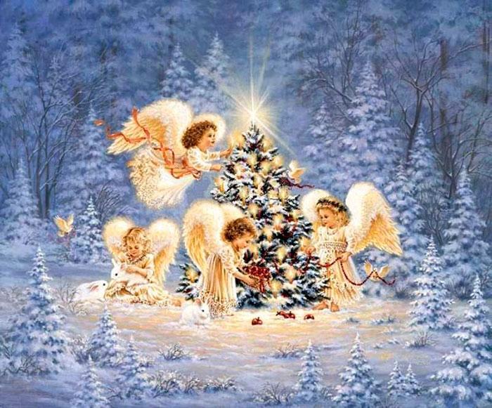 С рождеством открытка фото открытки