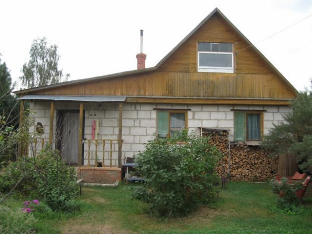 Дома из пеноблоков под ключ