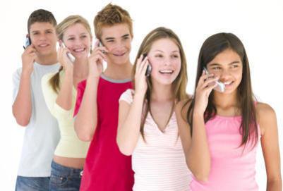 Зависимость подростков от мобильного