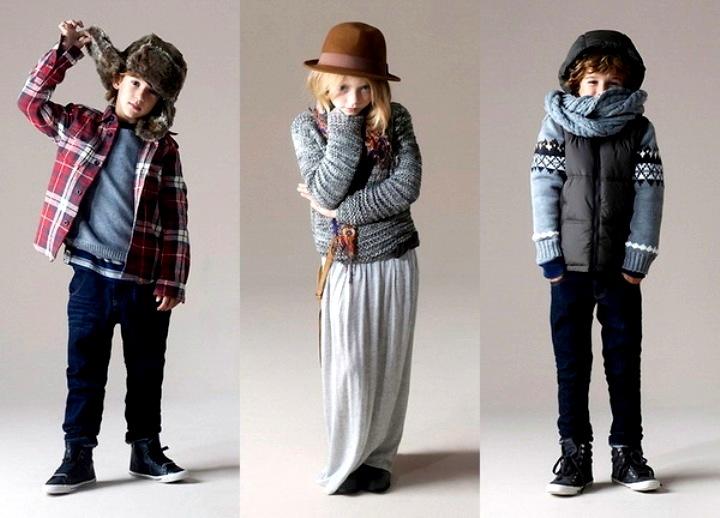 Осенняя мода 2012 года для мальчиков