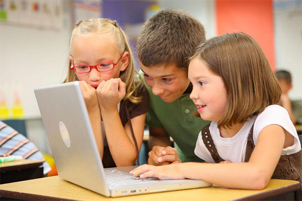 первое знакомство ребенка с компьютером