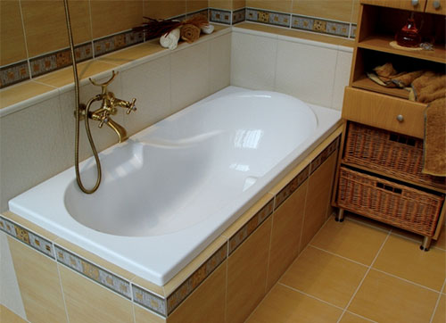 Выбираем ванну в ванную комнату