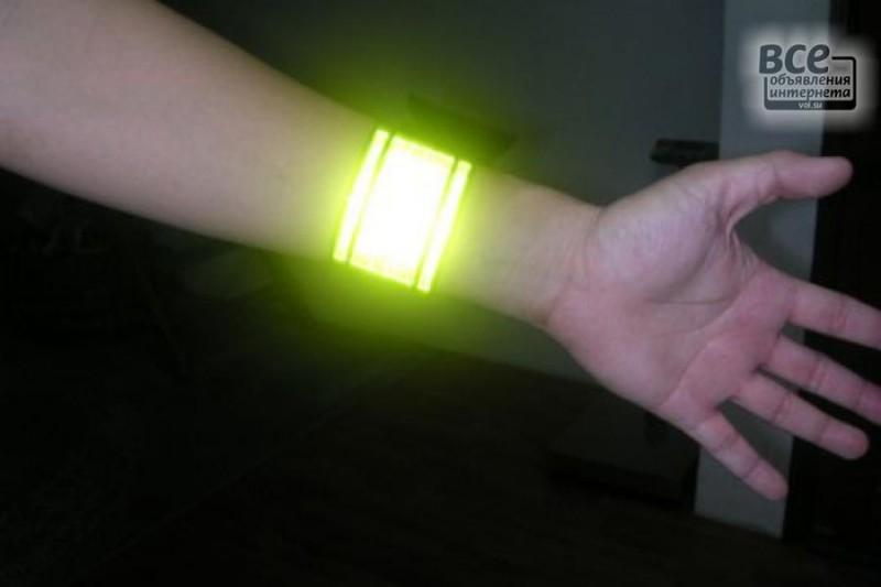 Светоотражающие элементы своими руками