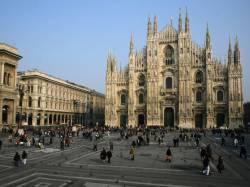 Милан - город современной моды